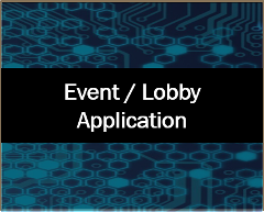 Event / Lobby Application